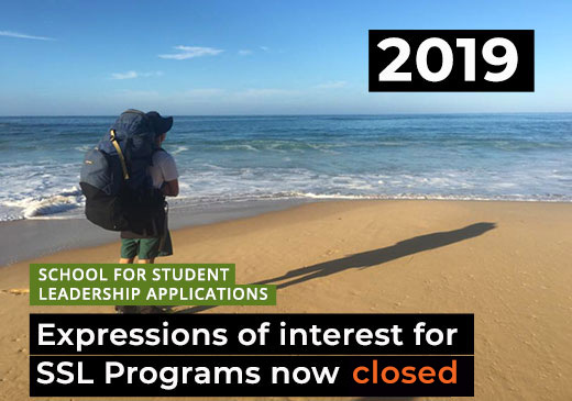 Expressions of Interest for 2019 SSL Programs Now Closed
