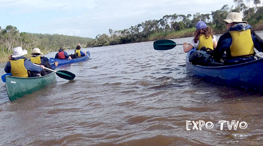Expo Two - Canoeing
