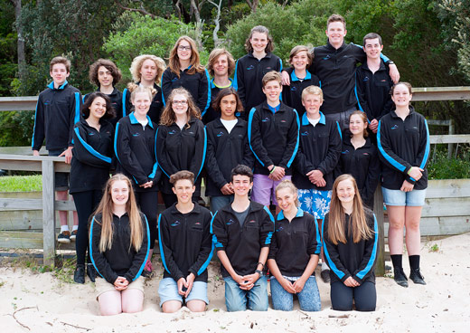 Snowy River Campus Student Teams - 4 Week Program T4 2015
