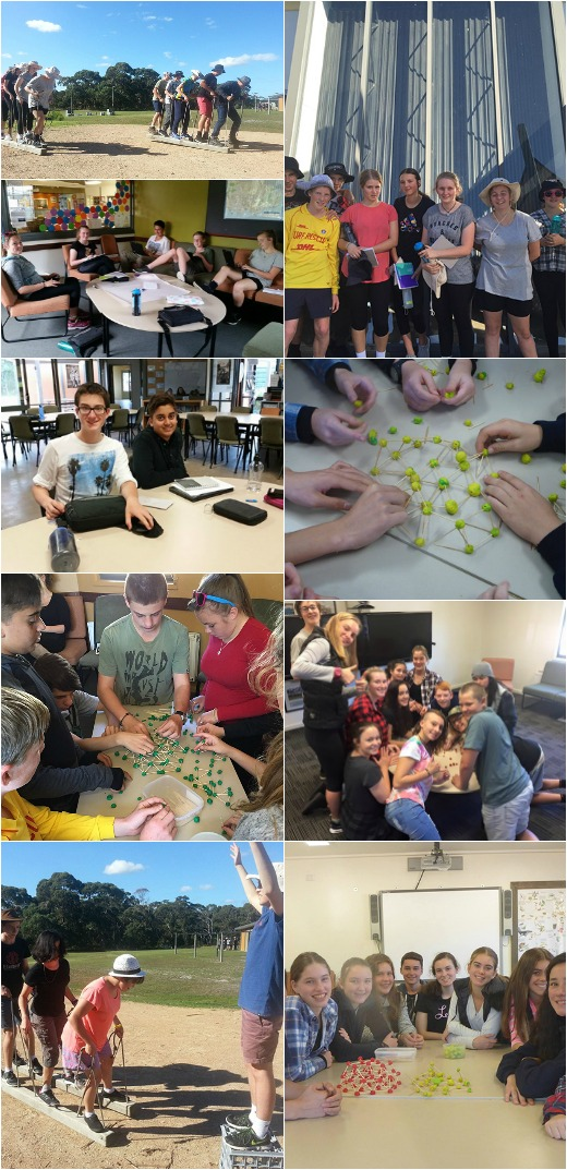 Photogallery 1 - Teams Day Activities and CLPs