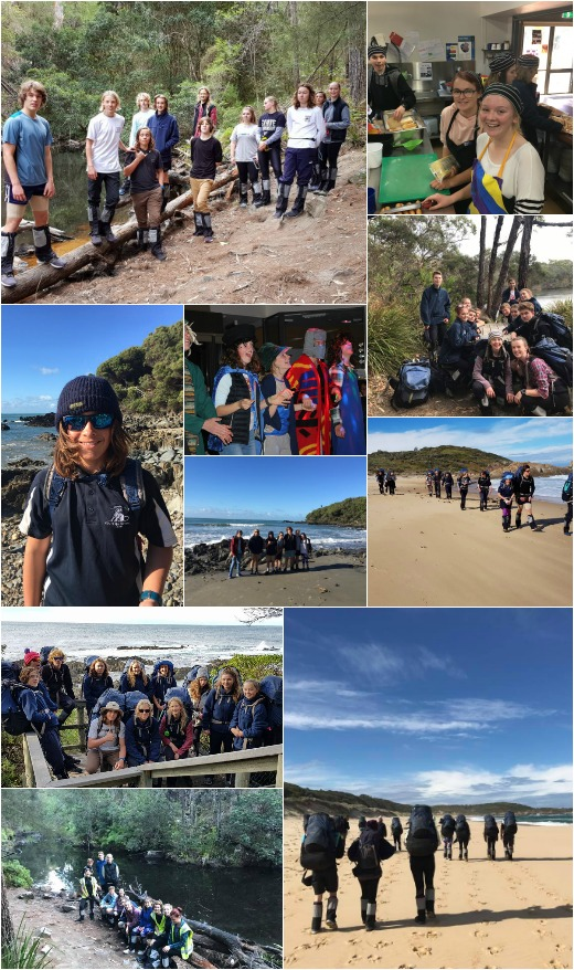 Term 2 2018 - Expo 1, Coastal Walk, Rest Day spent in the kitchen, Karaoke Night, and Indigenous Culture
